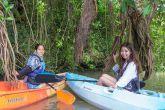 沖縄は海だけじゃない!沖縄県中部を流れる比謝川でカヤックに乗ってマングローブ探検してきた!