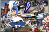 笑いあり感動あり!?沖縄県糸満市の伝統行事「糸満ハーレー」で実際に漕いでみた!