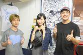 沖縄大食い女子大生「珠里」爆誕!宜野湾市、琉球大学近くの夢を語るラーメン屋さんで「夢の1㎏ラーメン」に挑む!