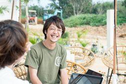 「島を愛する人に、愛される施設を作りたい」グランピングリゾートRuGu代表・山中 拓也さんが語る想い