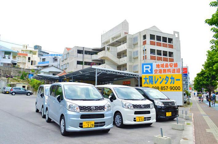 沖縄 レンタカー マンスリー